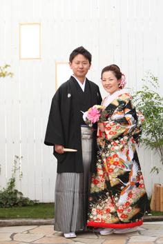 和装婚礼伊勢崎ロケ