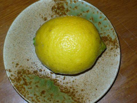 2011年12月28日レモン