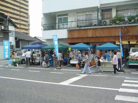 2012年7月8日軽トラ市 (2)