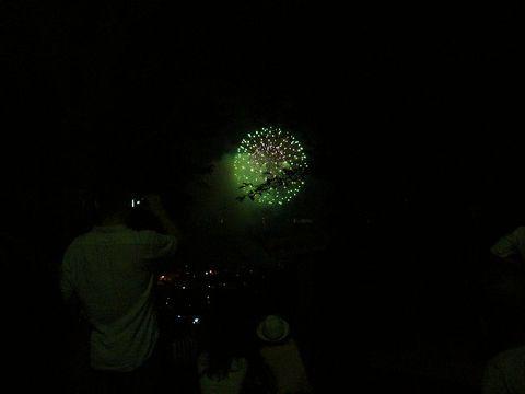 2012年7月21日因島水軍花火大会 (1)