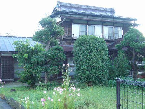 2012年9月17日留原自然農園にて (1)