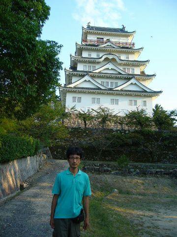 2012年9月23日福山城