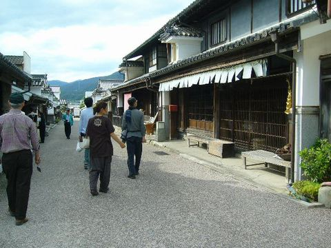 2012年10月8日うだつの町並み (4)