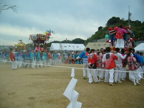 2012年10月14日三庄秋祭り (21)