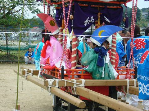 2012年10月14日三庄秋祭り (13)