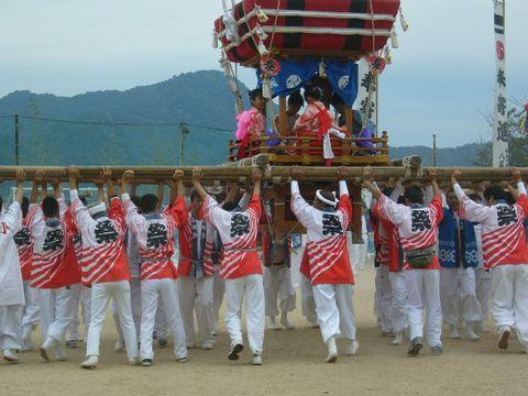 2012年10月14日三庄秋祭り (11)