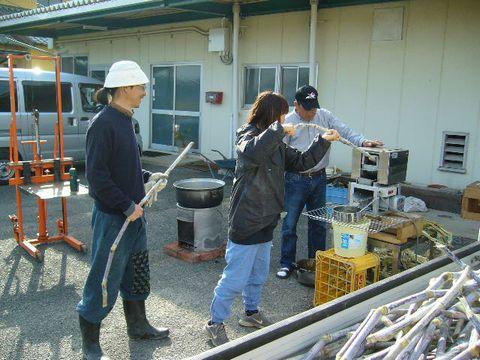 2012年11月6日さとうきび工房あづまにて (16)