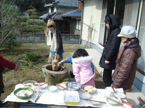 2013年2月17日たつみや餅つきの会 (10)