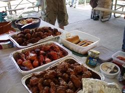 10 07-04 Food Table 1