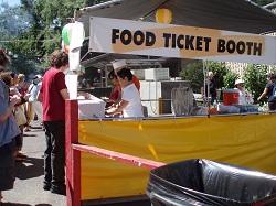 10 08-15 Ginza Food 1 ticket