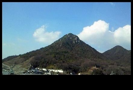 クレア山1