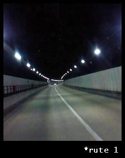1号線トンネル