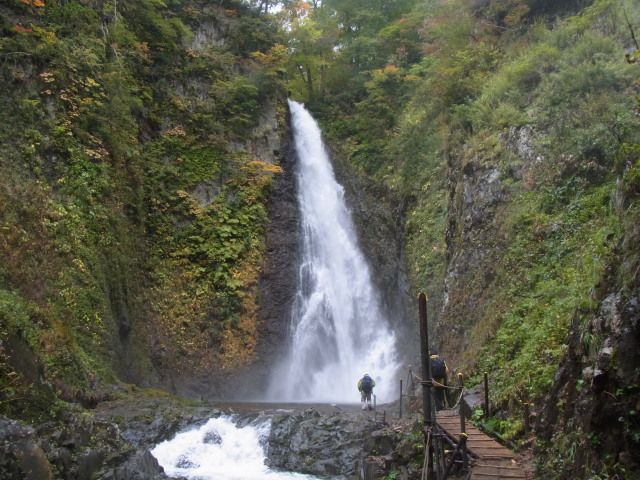 s第一の滝