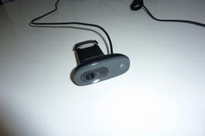 HD Webcam C270の前面写真