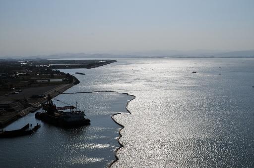 江島大橋からの見晴らし