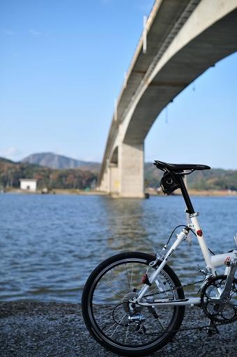 建設中の松江第五大橋