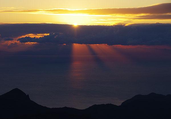 小豆島の昇陽