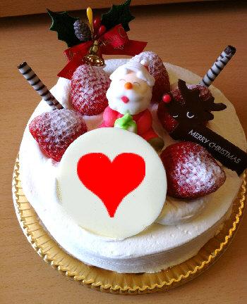 2011xmas-cake