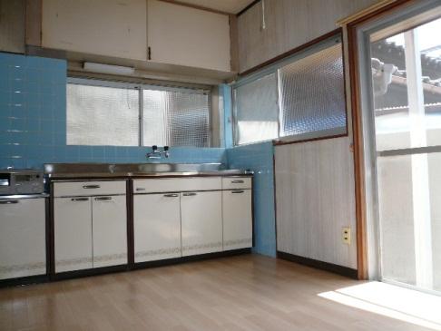 武田借家キッチン