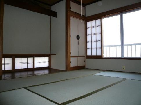 武田借家和室