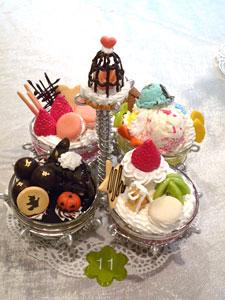 四季ケーキ