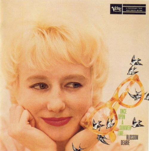 Once Upon A Summertime Blossom Dearie