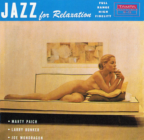 Jazz For Relaxation Marty Paich