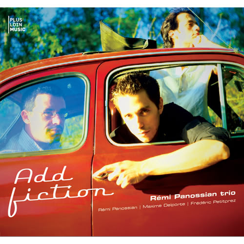 Add Fiction Remi Panossian Trio