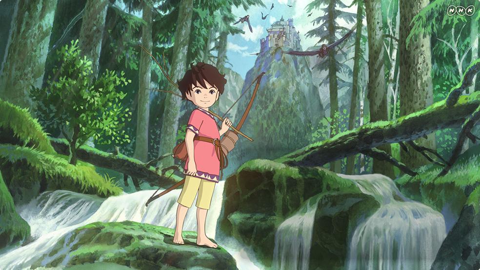 宮崎吾朗監督、NHKで新作!『山賊の娘ローニャ』BSプレミアムにて今秋放送予定