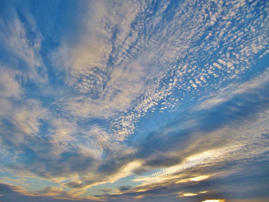 えびの高原の空