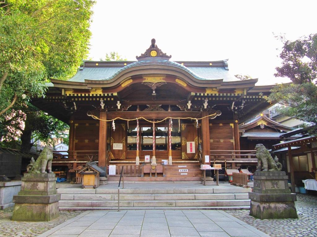 下谷神社 (9)
