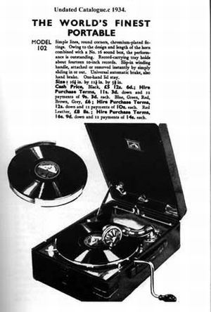 HMV #102