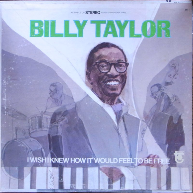 billy taylor/I wish I Knew