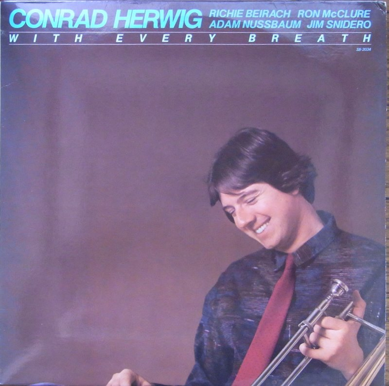 conrad herwig/with every breath