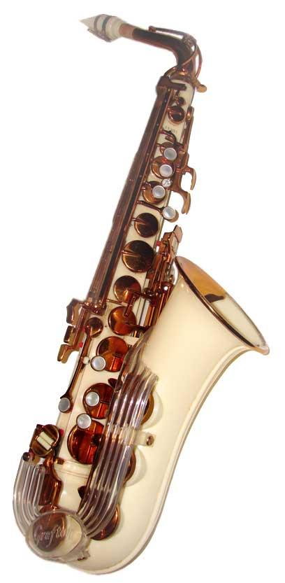 Grafton Acrylic Alto Saxophone