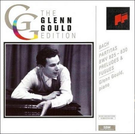 Bach The Partitasa Glenn Gould