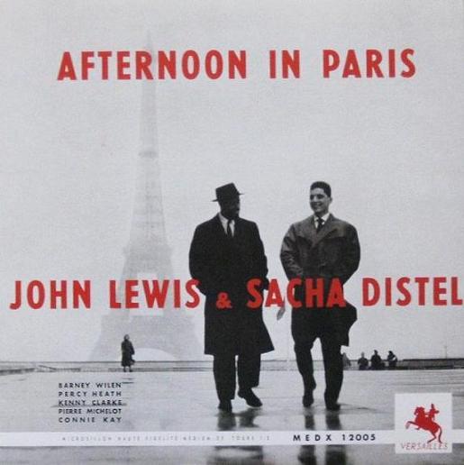 John Lewis Afternoon In Paris