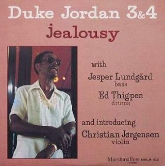 Duke Jordan Jealousy