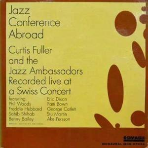 Curtis Fuller Jazz Conference Abroad