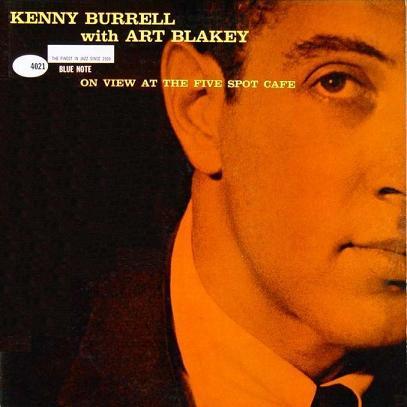 Kenny Burrell 4021