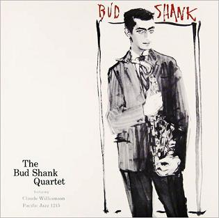 Bud Shank The Bud Shank Quartet PJLP 1215
