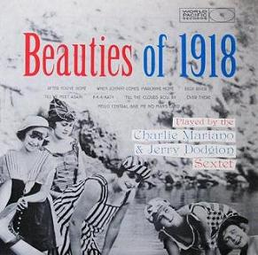 Beauties Of 1918 WPST 1014