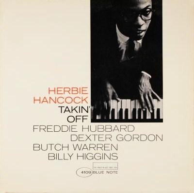 Herbie Hancock Takin Off