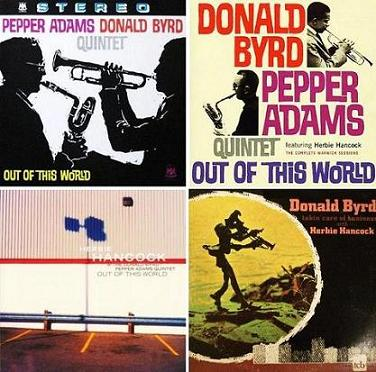 Donald Byrd Out Of This World