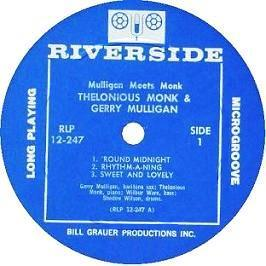 Riverside Label