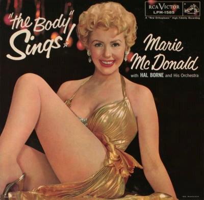 Marie McDonald The Body Sings!
