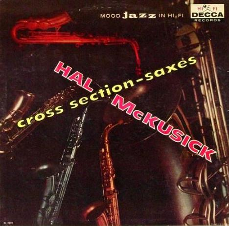 Hal McKusick Cross Section-Saxes
