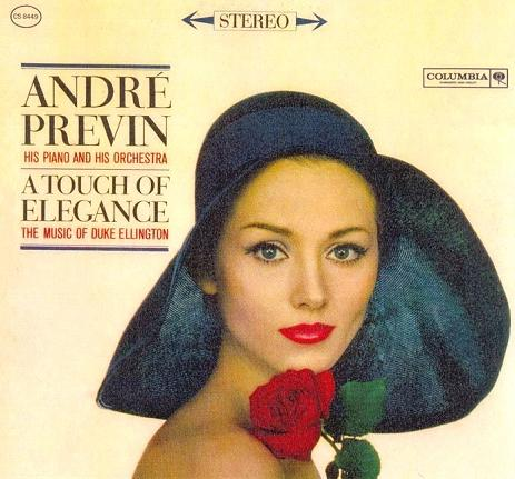 Andre Previn A Touch Of Elegance