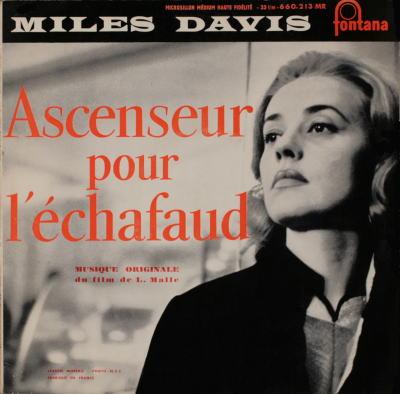 Miles Davis Ascenseur pour lechafaud fontana
