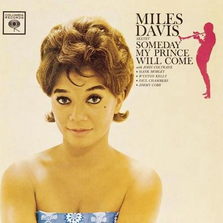 Miles Davis Someday My Prince Will Come CL 1656